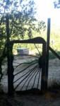 Emerald Earth gate