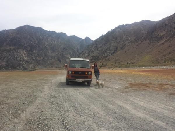 Westy roadtrip - The Greenman Project -18
